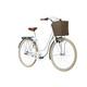 Vermont Saphire 3s - Bicicleta urbana mujer - blanco crema